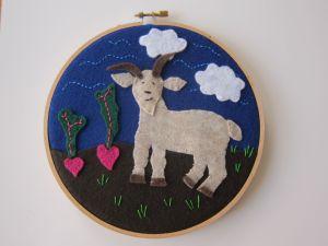 goat beets